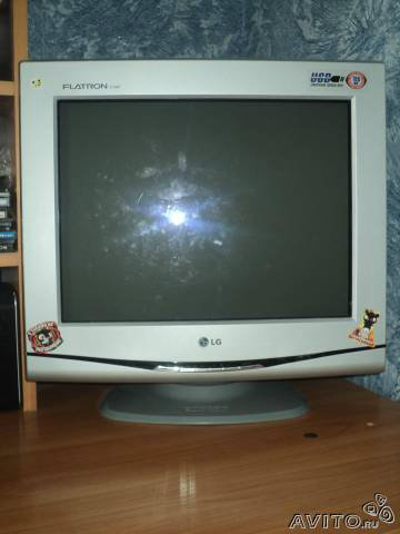 Продам компьютер LG flatron F700P в Ульяновске.